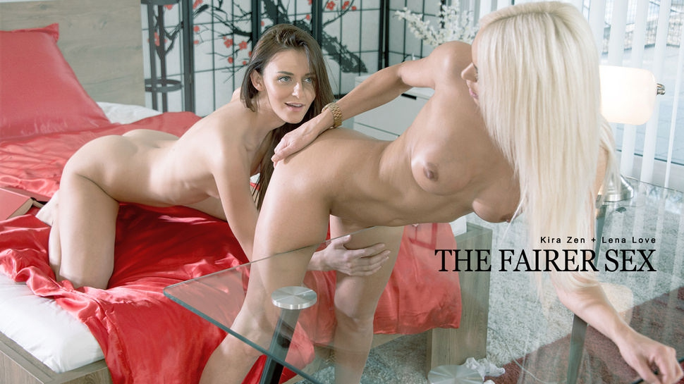 Kira Zen, Lena Love: The Fairer Sex HD 1080p