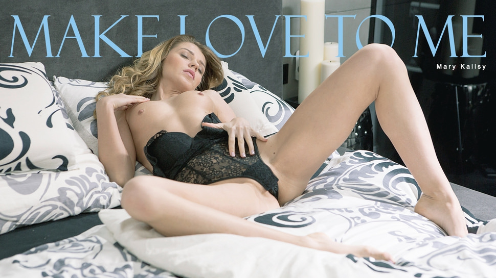 Mary Kalisy: Make Love To Me HD 1080p