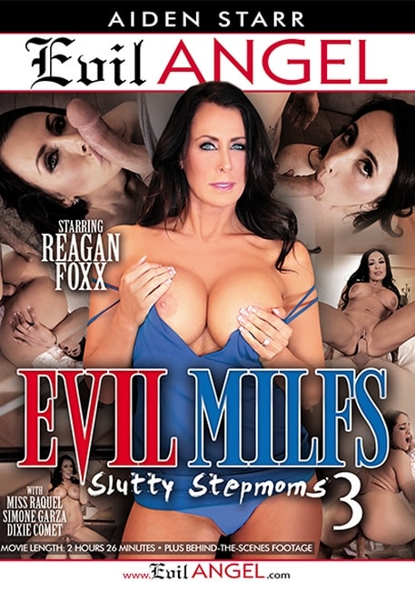 Evil MILFs 3: Slutty Stepmoms (2017) DVDRip