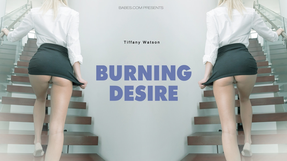 Tiffany Watson: Burning Desire HD 1080p