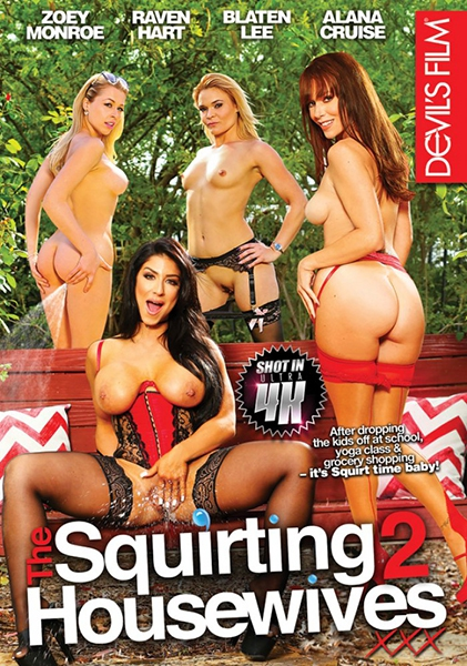 The Squirting Housewives 2 (Scene)
