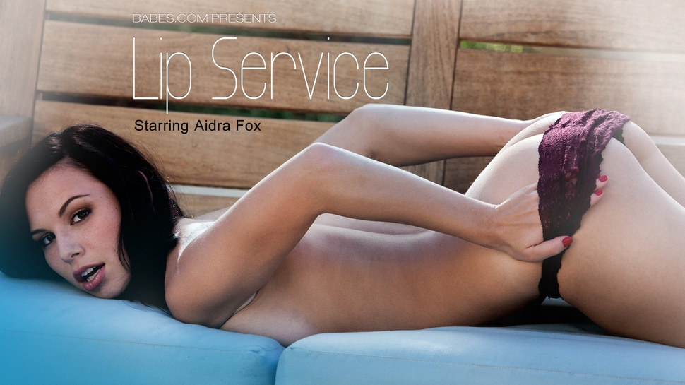 Aidra Fox: Lip Service HD 1080p