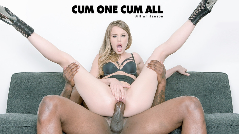 Jillian Janson: Cum One Cum All HD 1080p