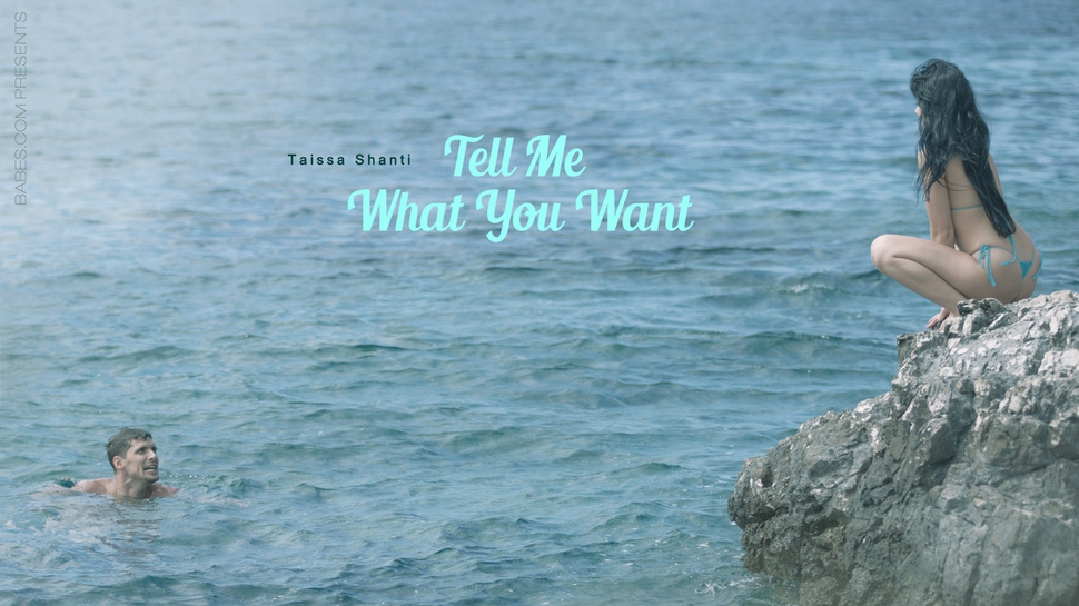 Taissia: Tell Me What You Want HD 1080p