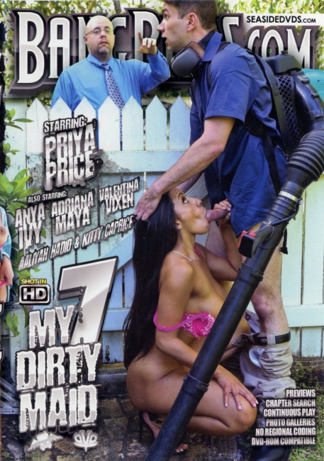 My Dirty Maid 7 (2017) DVDRip