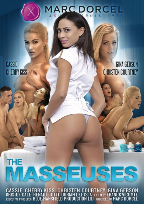 The Masseuses (2017) FullHD DVD