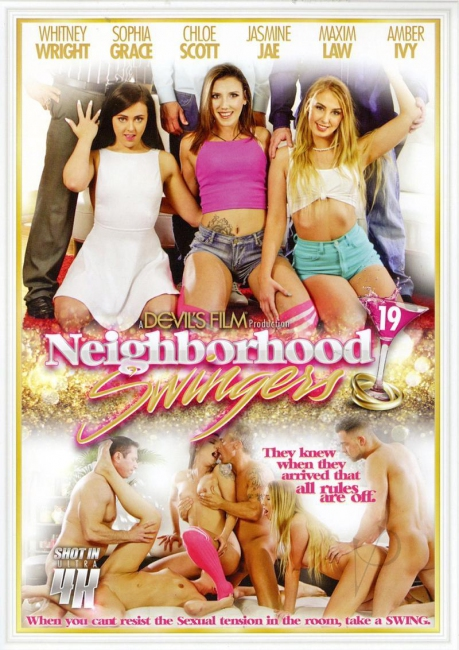 Neighborhood Swingers 19 (2017) DVDRip