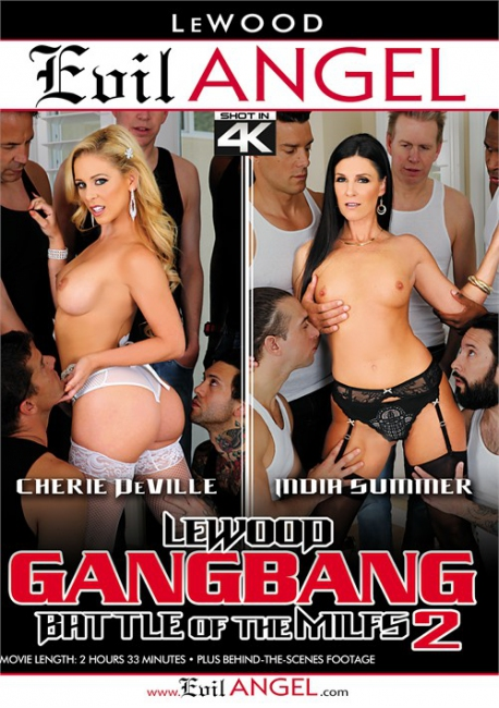 Gangbang: Battle Of The MILFs 2 (2017) DVDRip