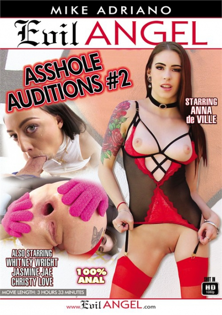Asshole Auditions 2 (2017) DVDRip