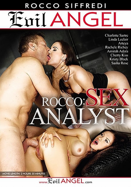 Rocco: Sex Analyst (2017) DVDRip