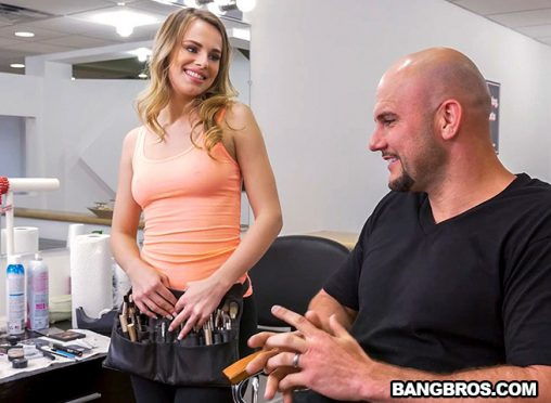 Jillian Janson Does Anal HD 720p