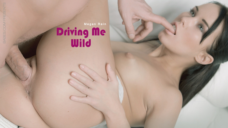 Megan Rain: Driving Me Wild HD 1080p