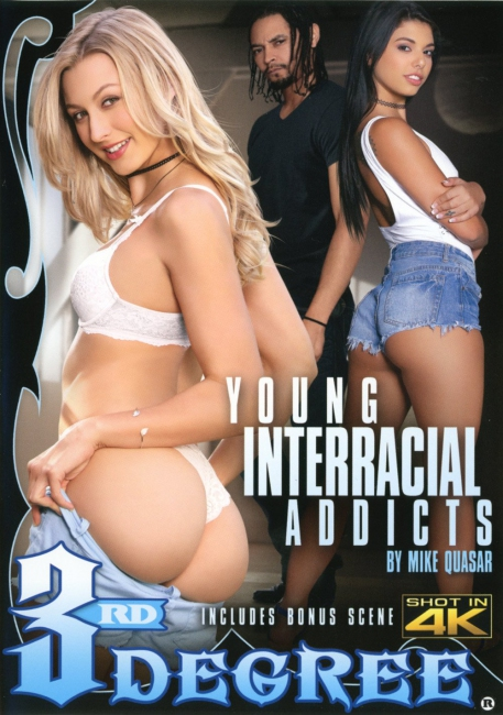 Young Interracial Addicts (2017) DVDRip