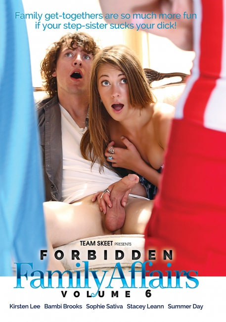 Forbidden Family Affairs 6 (2017) DVDRip