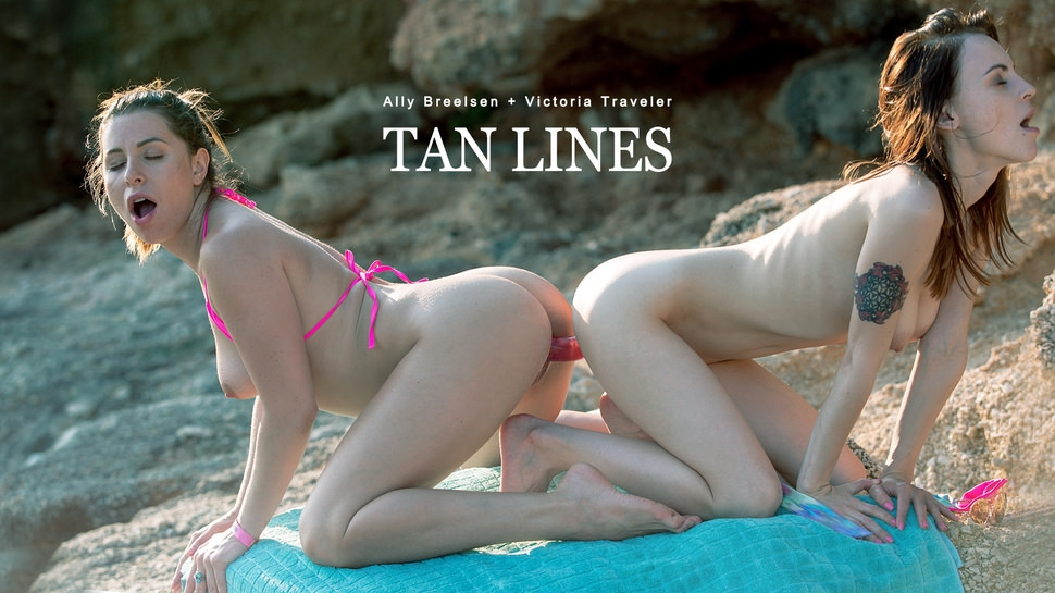 Ally Breelsen, Victoria Traveler: Tan Lines HD 1080p
