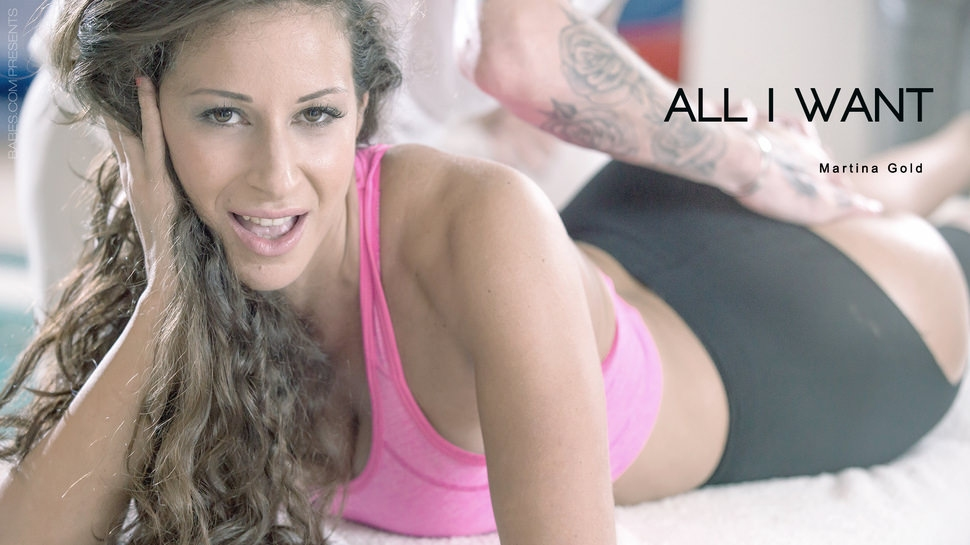 Martina Gold: All I Want HD 1080p