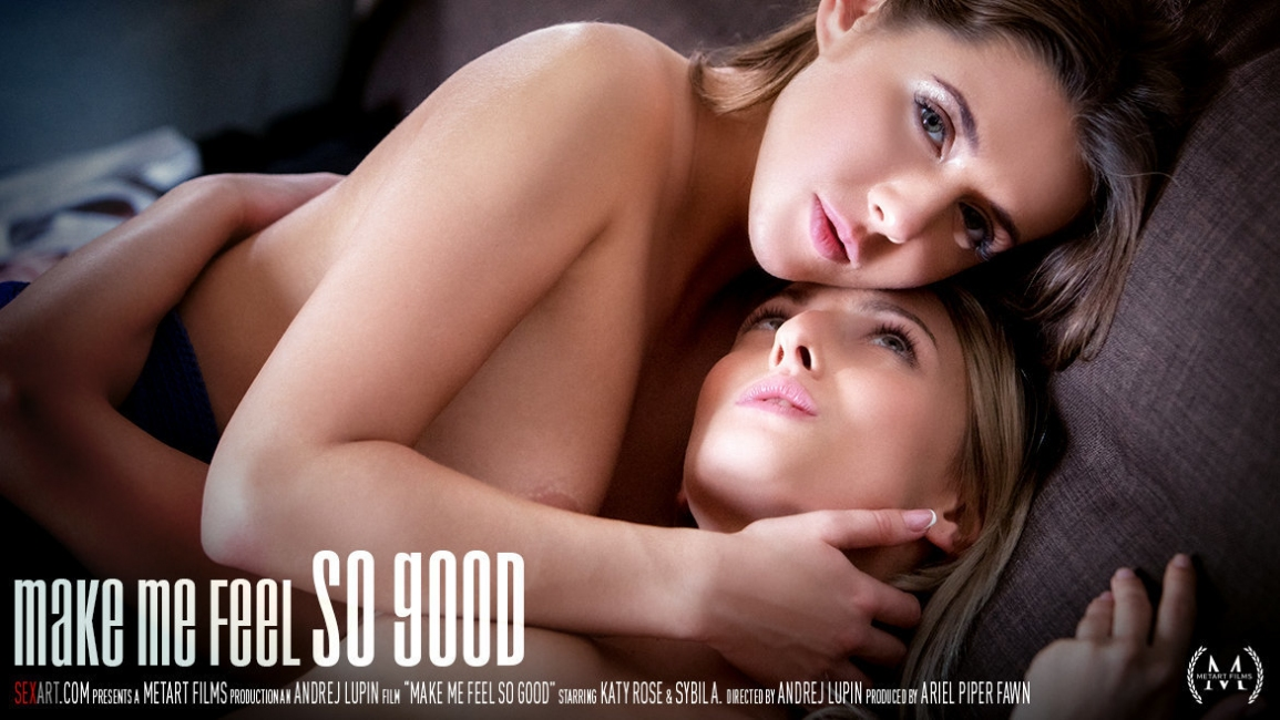 Katy Rose, Sybil A: Make Me Feel So Good HD 1080p