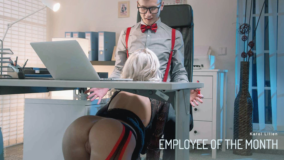 Karol Lilien: Employee Of The Month HD 1080p