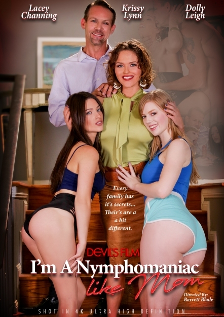 I'm A Nymphomaniac Like Mom - HD-1080p