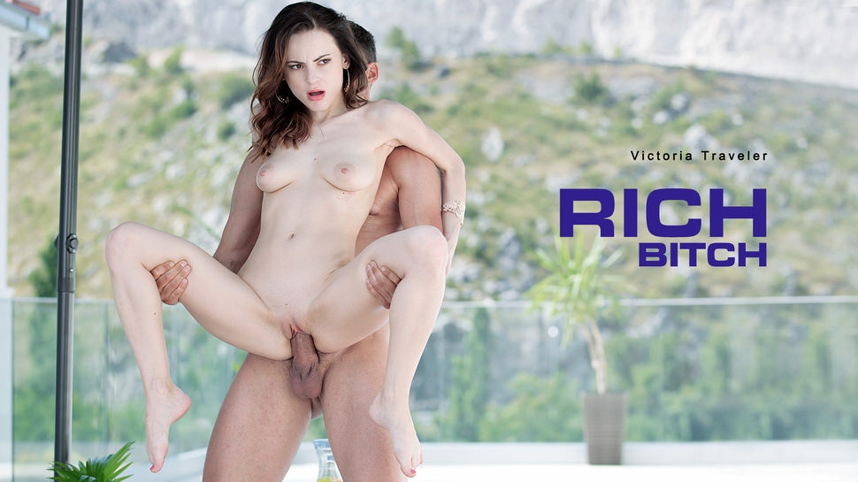 Victoria Traveler: Rich Bitch HD 1080p