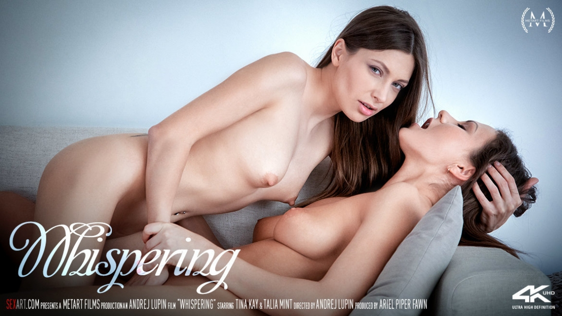 Talia Mint, Tina Kay: Whispering HD 1080p