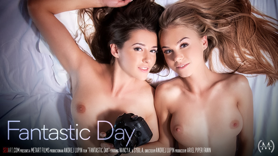 Nancy A, Sybil A: Fantastic Day HD 1080p