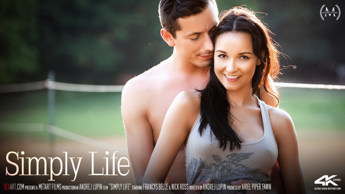Francys Belle, Nick Ross: Simply Life HD 1080p