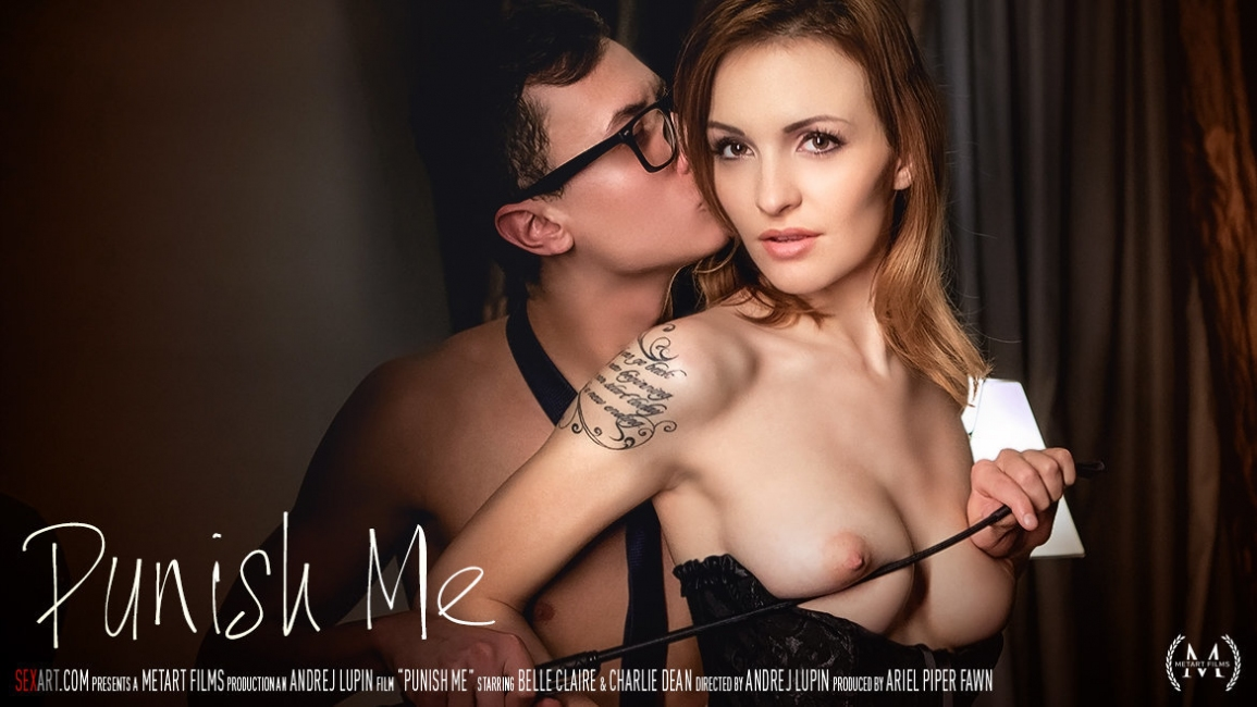 Belle Claire, Charlie Dean: Punish Me HD 1080p