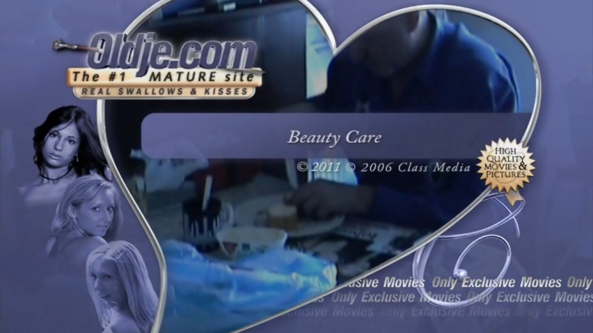 Maggie Sweet, Pitton: Beauty Care HD 720p