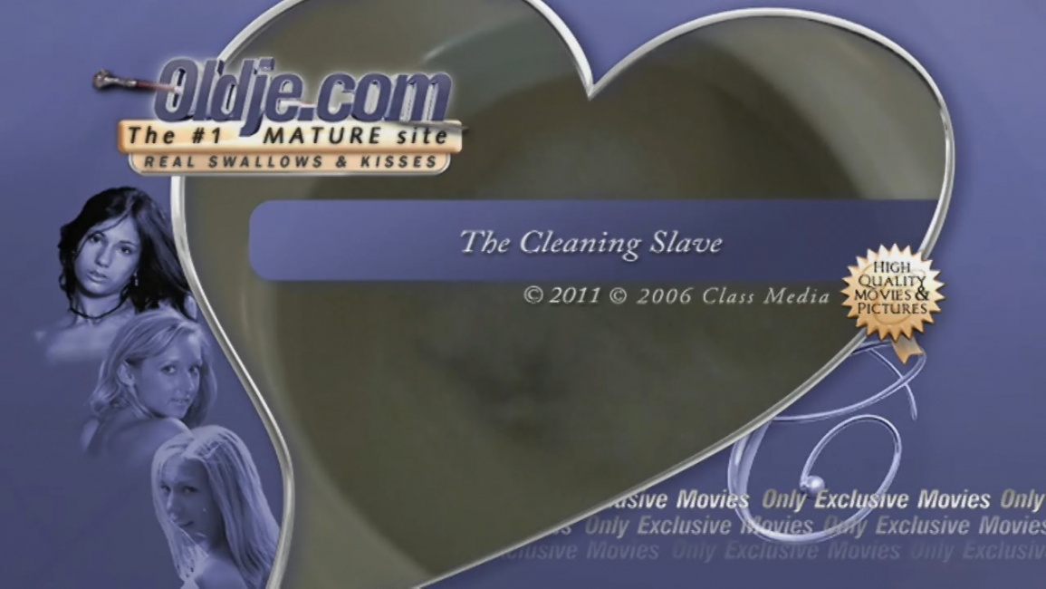 Silvie, Pitton: Cleaning Slave HD 720p