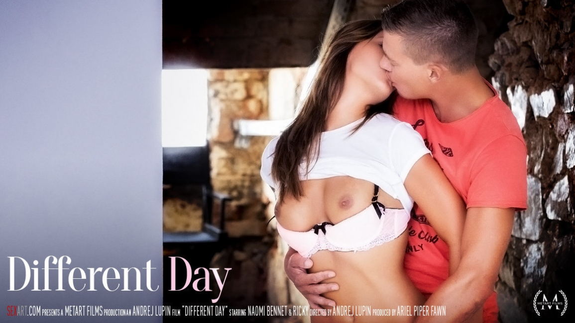 Naomi Bennet, Ricky: Different Day HD 1080p