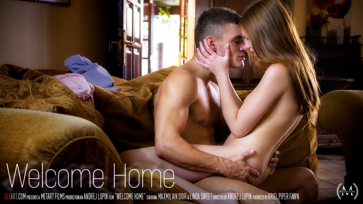 Linda Sweet, Maxmilian Dior: Welcome Home HD 1080p