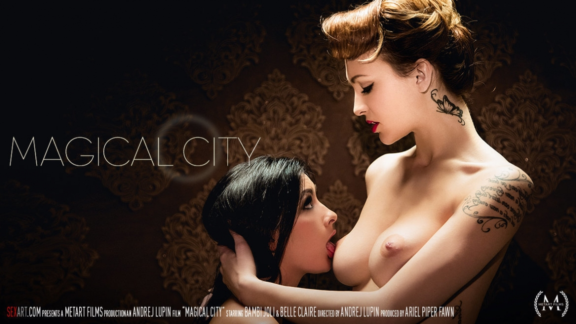 Bambi Joli, Belle Claire: Magical City HD 1080p