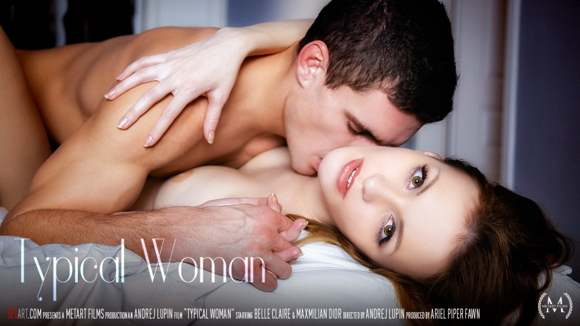 Belle Claire, Maxmilian Dior: Typical Woman HD 1080p