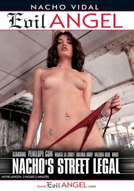 Nacho's Street Legal (2016) DVDRip