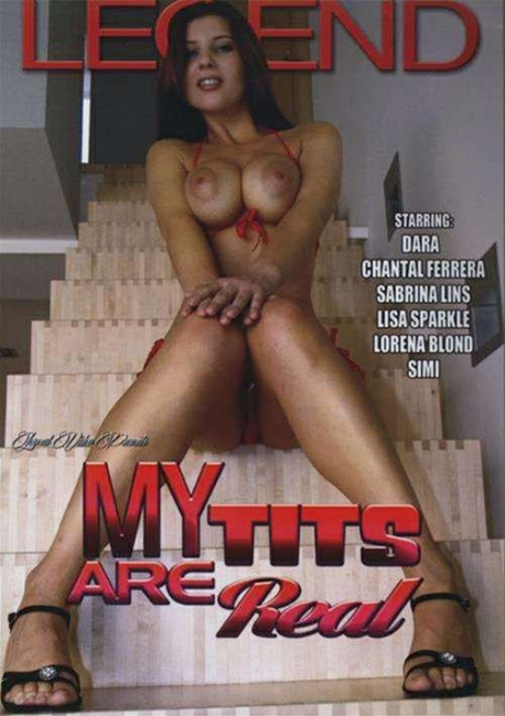 My Tits Are Real (2017) DVDRip