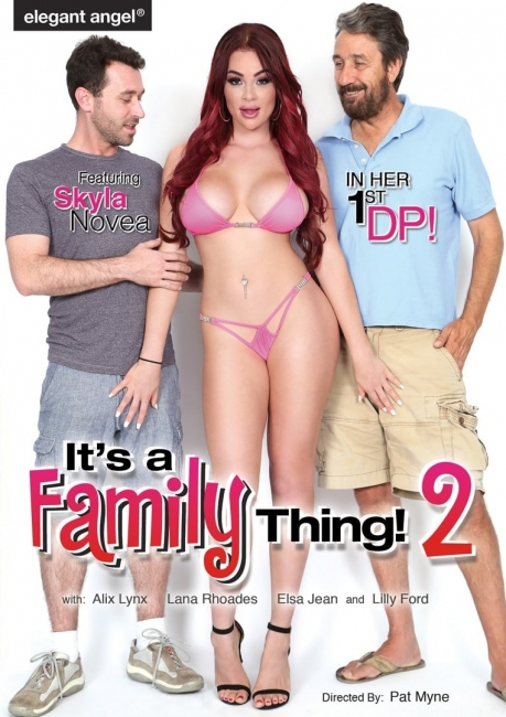It's a Family Thing! 2 (2018) DVDRip