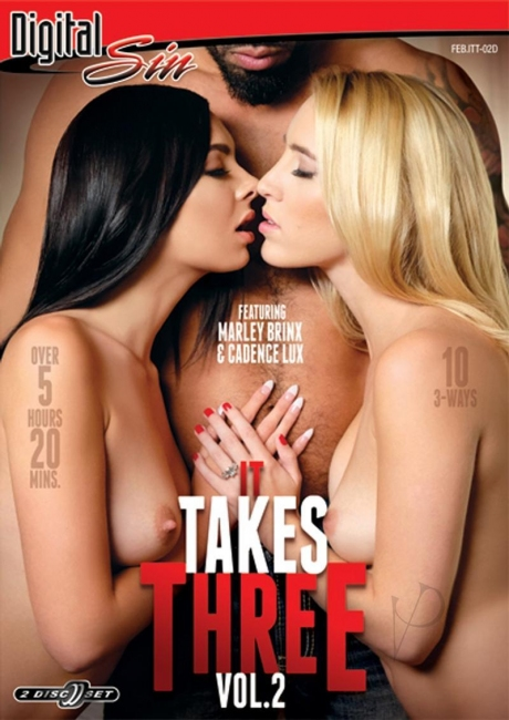 It Takes Three 2 (2018) 2 Disc DVDRip