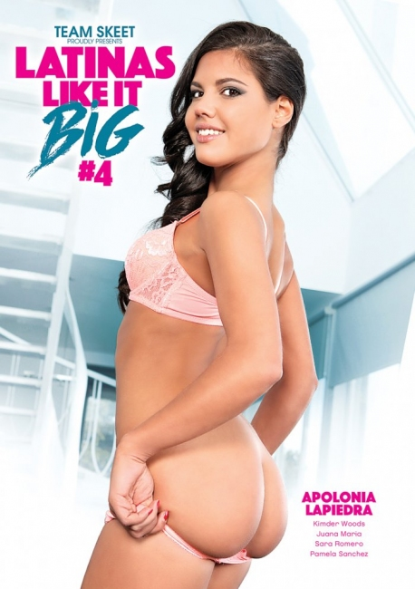 Latinas Like It Big 4 (2018) DVDRip