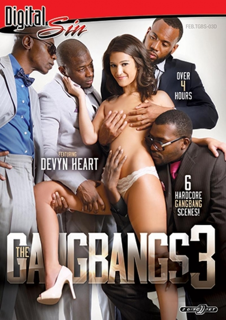 Gangbangs 3 (2018) 2 Disc DVDRip