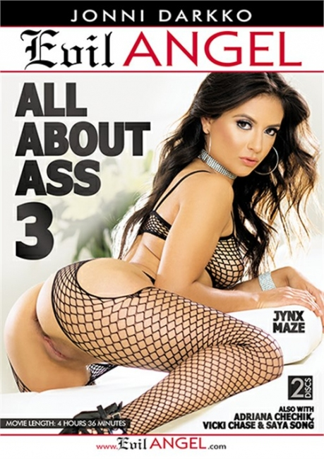 All About Ass 3 (2018) 2 Disc DVDRip