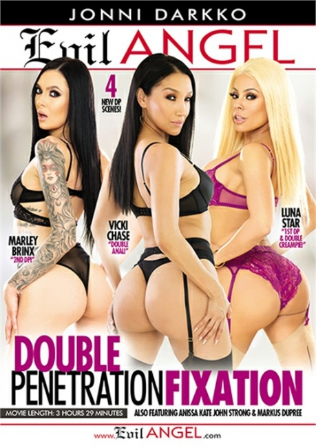 Double Penetration Fixation (2018) DVDRip