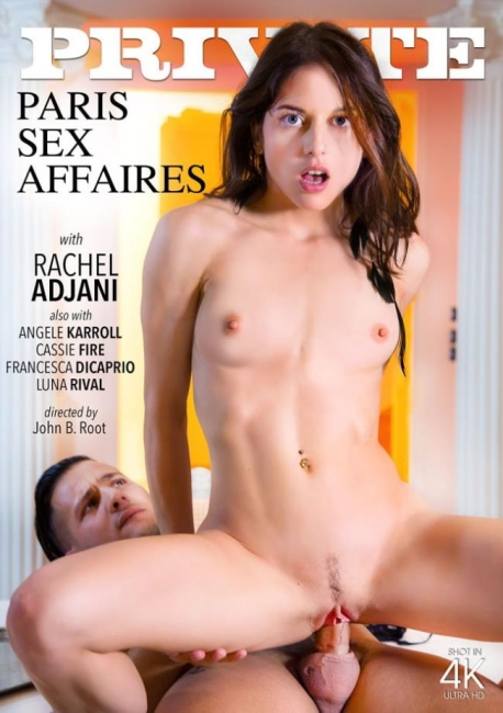Private Specials 199: Paris Sex Affaires (2018) DVDRip