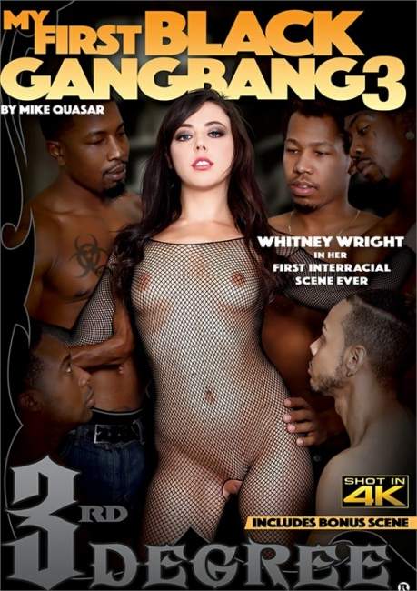 My First Black Gang Bang 3 (2018) DVDRip
