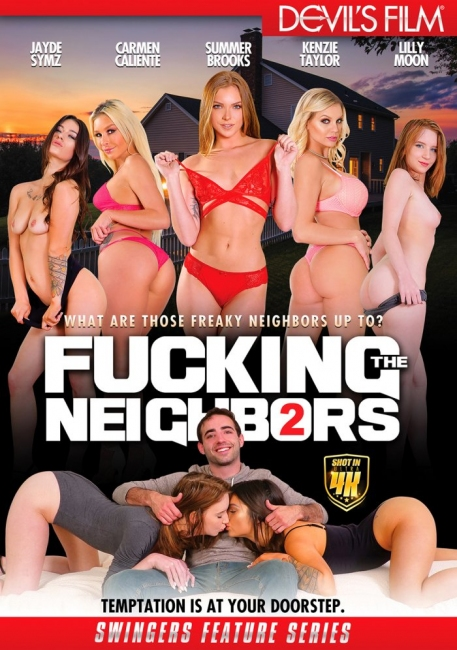 Fucking The Neighbors 2 (2018) DVDRip