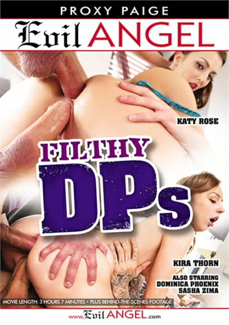 Filthy DPs (2018) DVDRip