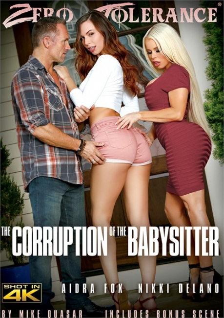 The Corruption Of The Babysitter (2018) DVDRip