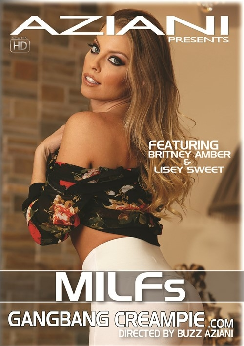Milf gang bang cream pie