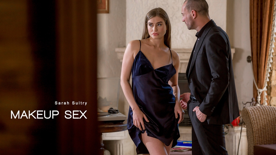 Sarah Sultry: Make Up Sex HD 1080p