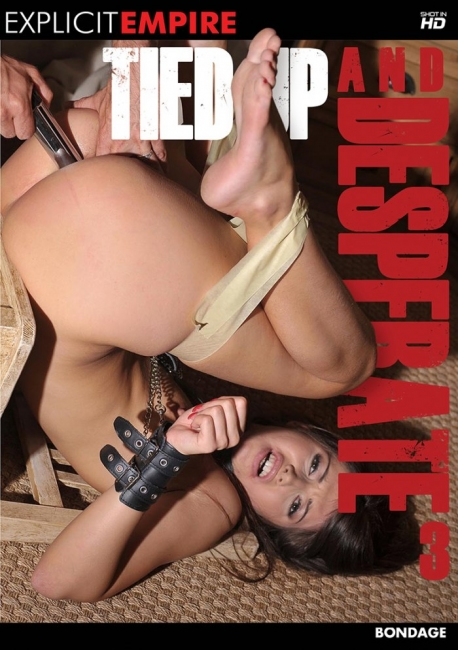 Tied Up and Desperate 3 (2018) DVDRip